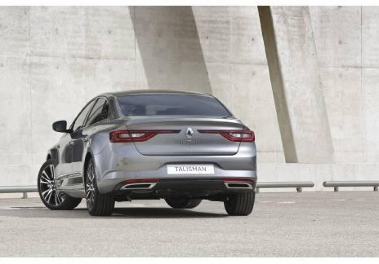 Renault Talisman Precio 11