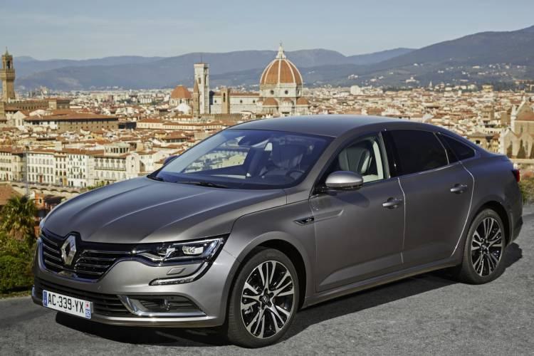 Essais Presse Renault Talisman (lfd) A Florence