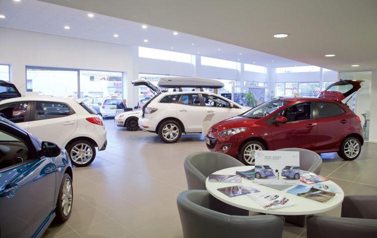 Renting Comprar Coche Concesionario Mazda