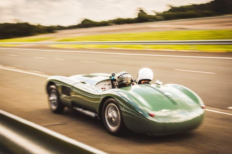 Replica Jaguar C Type 70 Aniversario 02