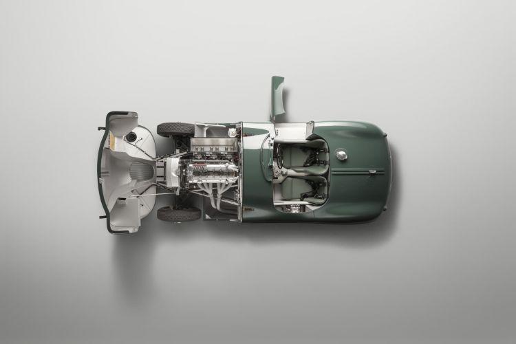 Replica Jaguar C Type 70 Aniversario 07