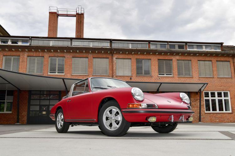 Porsche Classic | Restaurierungen | 2020