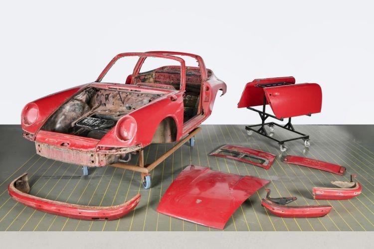 Porsche Classic | Restaurierungen | 2017