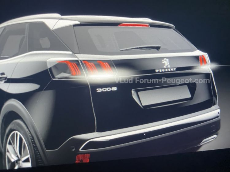 Restyling Peugeot 3008 2021 07