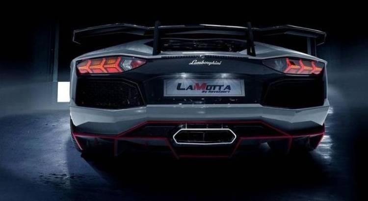 RevoZport Lamborghini LaMotta, un toro salvaje de 820 CV