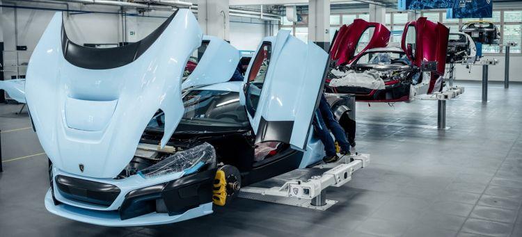Rimac C Two Fabricacion Pre Series Portada