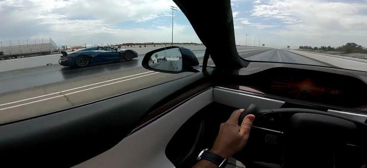 Rimac Vs Tesla Aceleracion