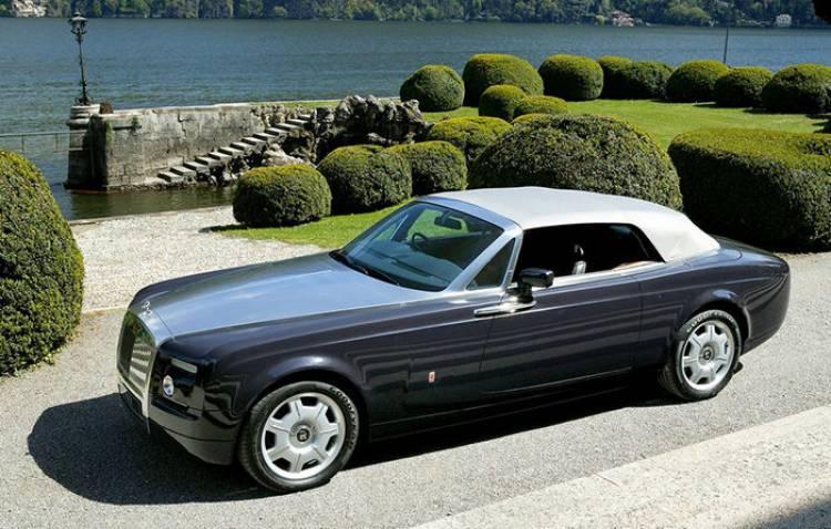 Rolls-Royce 100EX Concept