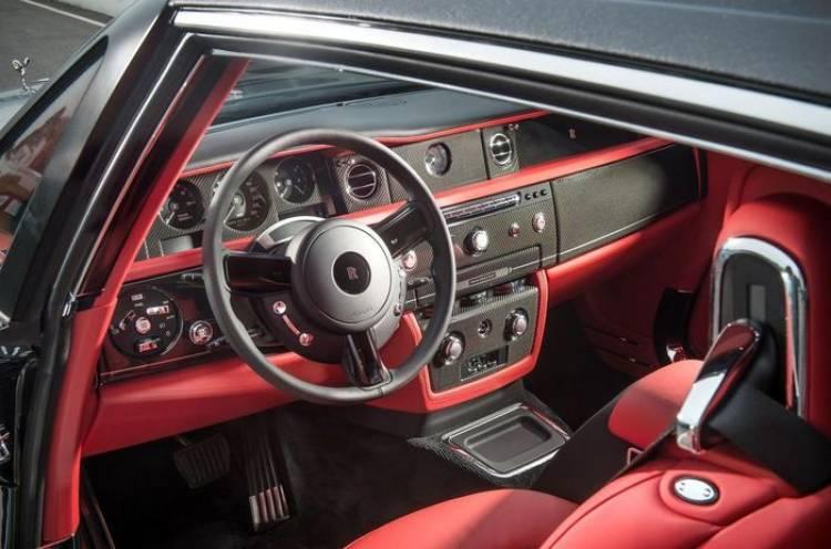 Rolls-Royce Phantom Coupé Chicane, legado británico en una edición especial dubaití