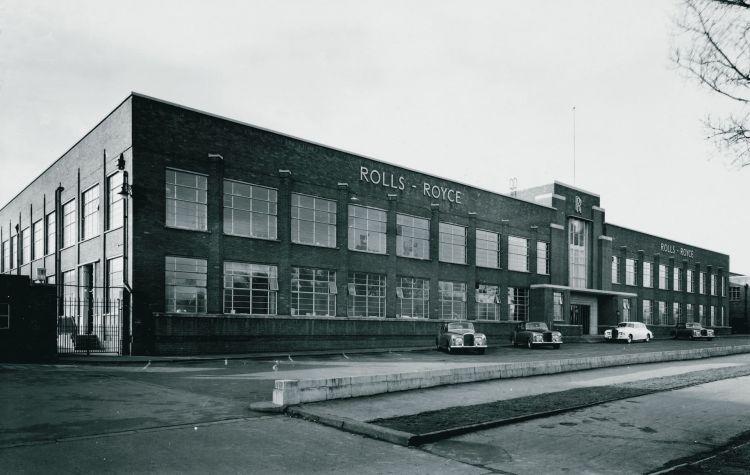Rolls Royce Crewe 2
