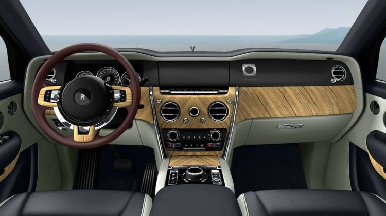 Rolls Royce Cullinan Configurador 0618 003