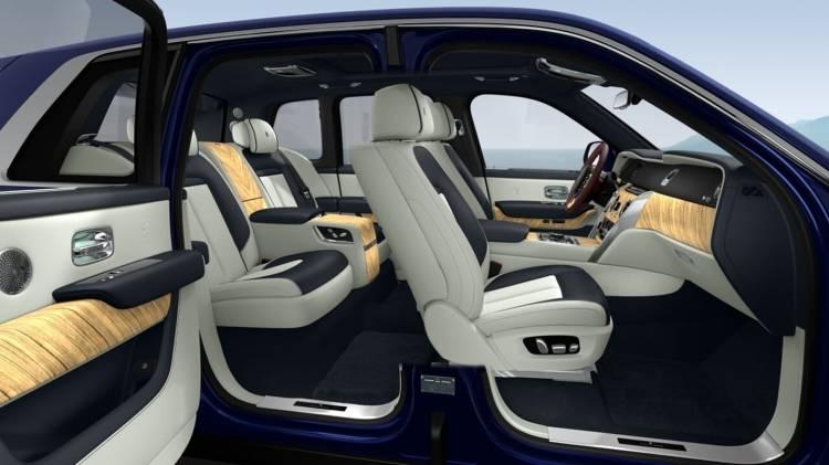 Rolls Royce Cullinan Configurador 0618 004