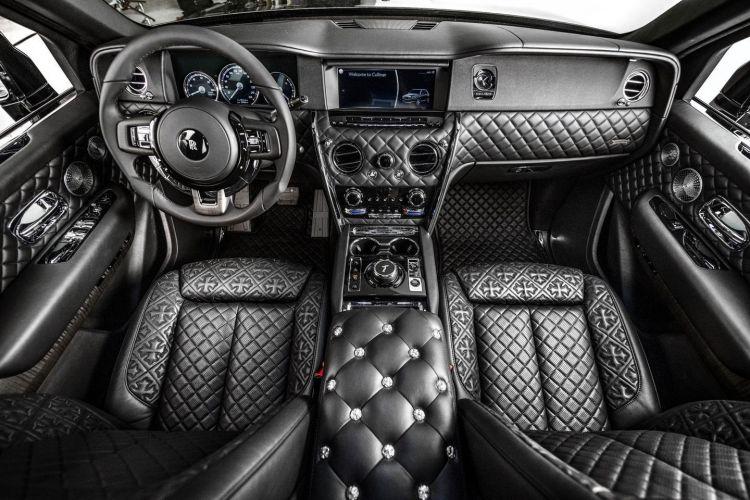 Rolls Royce Cullinan Drake 2
