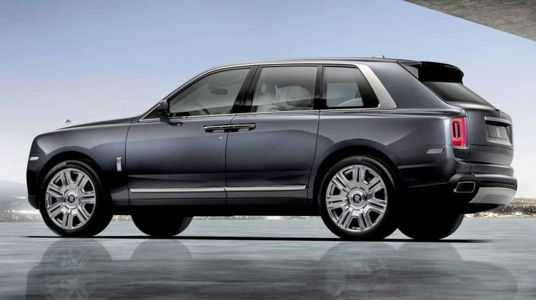 Rolls Royce Cullinan Llantas