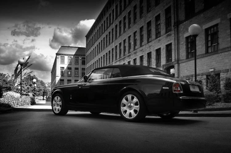 Rolls-Royce Phantom Drophead Coupé por Project Kahn