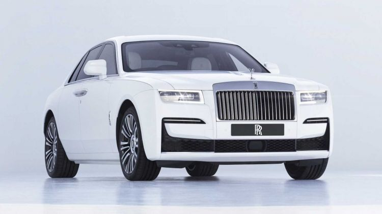 Rolls Royce Ghost 2021 010