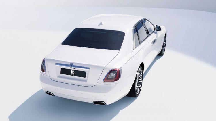 Rolls Royce Ghost 2021 012