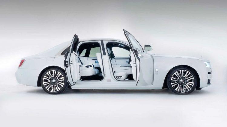 Rolls Royce Ghost 2021 014