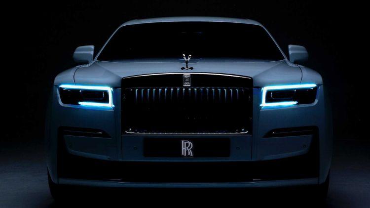 Rolls Royce Ghost 2021 05