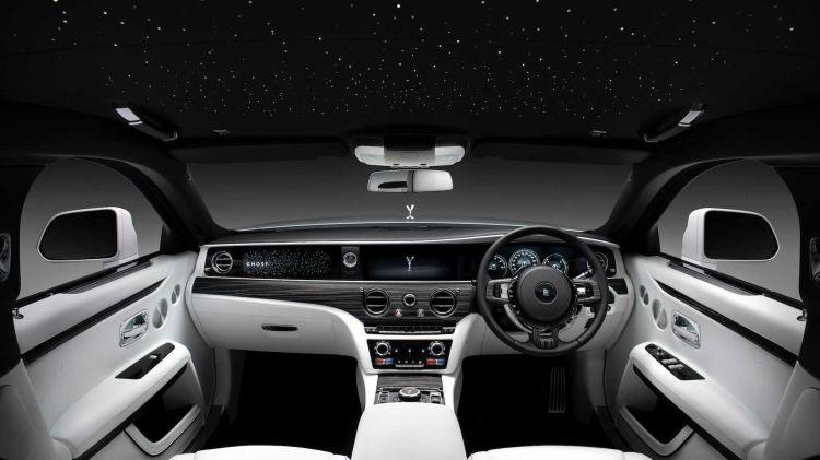 Rolls Royce Ghost 2021 08