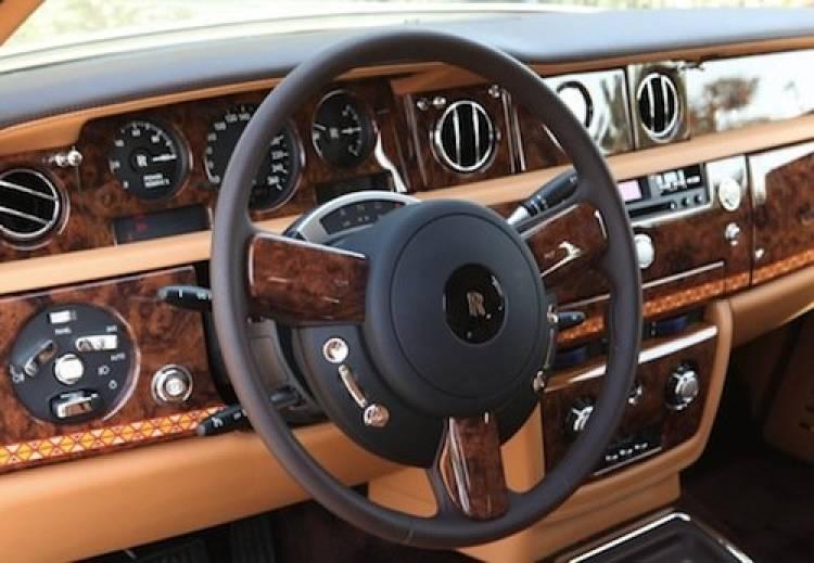 Rolls-Royce Phantom Baynunah