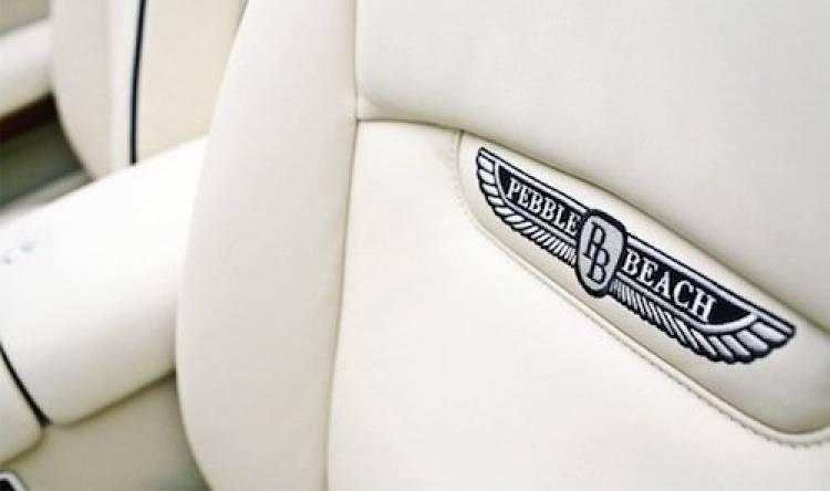 Rolls-Royce Phantom Drophead Coupé Pebble Beach