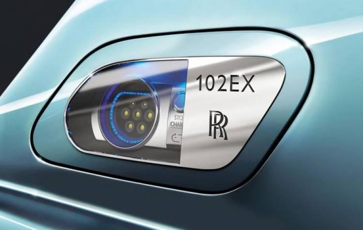 Rolls-Royce Phantom EE, el lujo eléctrico