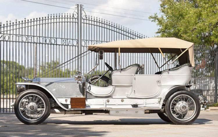 Rolls-Royce Silver 40/50 HP Ghost Roi des Belges
