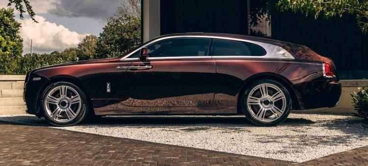 Rolls Royce Silver Spectre P