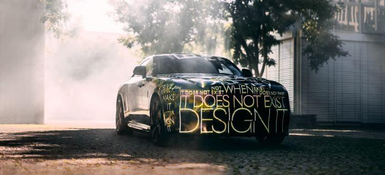 Rolls Royce Spectre Electrico Anuncio Portada