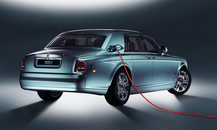 Rolls Royce V12 Futuro Electrico 02