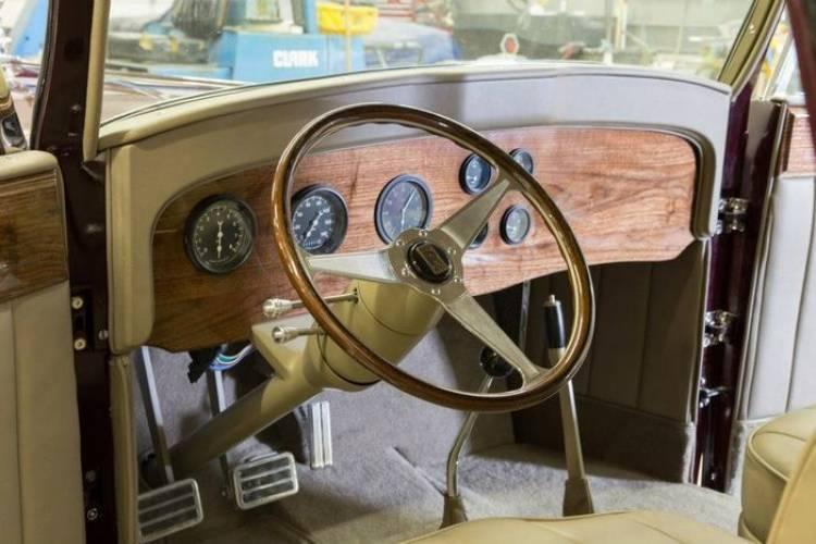 ¿Un Rolls-Royce de 1930 con el motor de un Viper? ¿Por qué no?