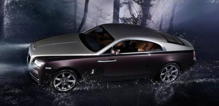 Rolls-Royce Wraith, un coupé de altos vuelos y 624 CV de potencia