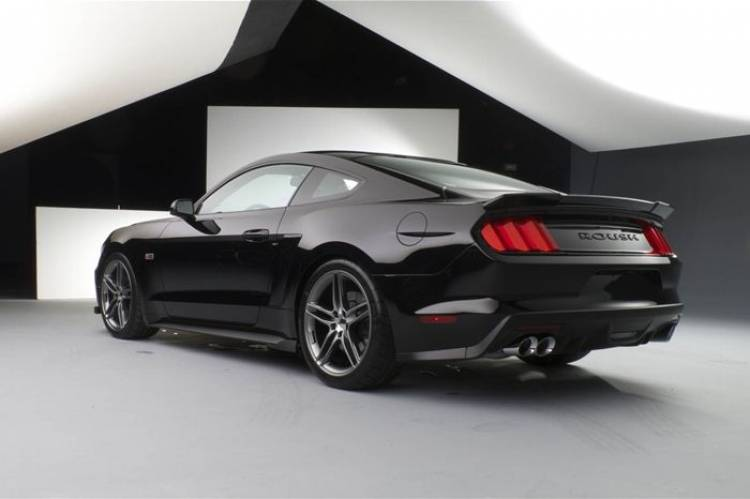 Roush Ford Mustang 2015