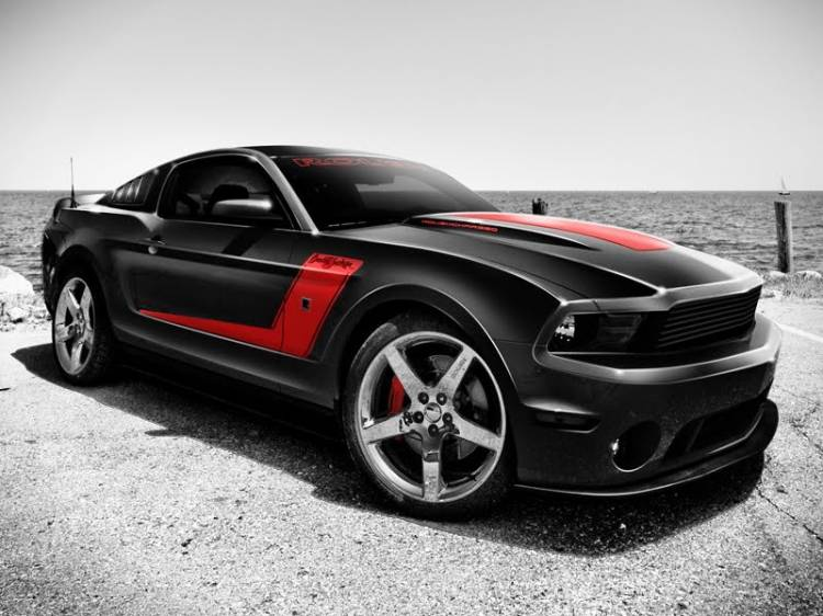 Roush Ford Mustang GT 2010