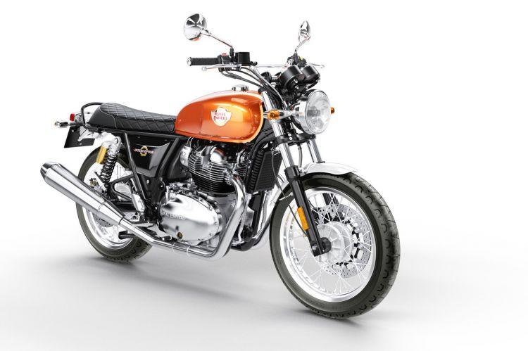 Royal Enfield Continenta Gt Interceptor 650 10