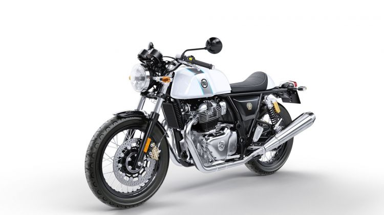 Royal Enfield Continenta Gt Interceptor 650 5