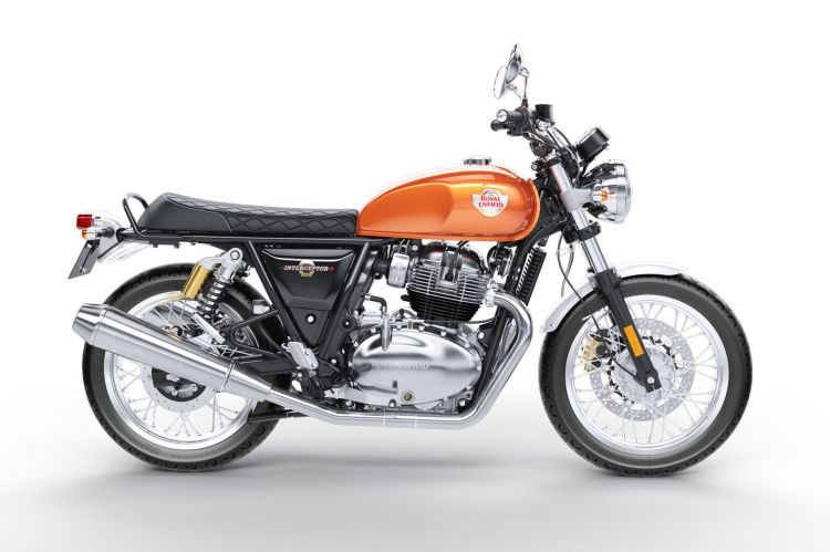 Royal Enfield Continenta Gt Interceptor 650 9