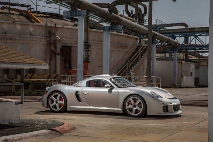 Ruf Ctr3 Porsche Cayman 01