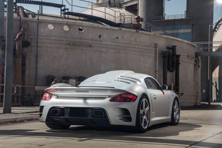 Ruf Ctr3 Porsche Cayman 02