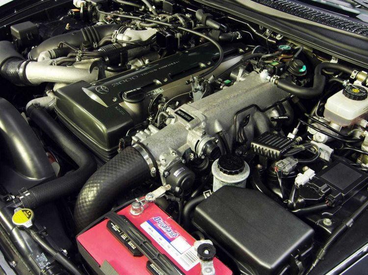 Ruidos Motor 2jz Toyota