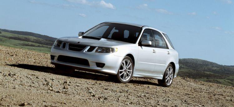 Saab 9 2x P