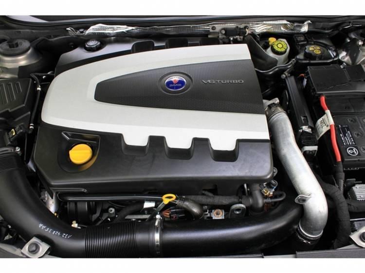 Saab 9 5 Diesel V6 10