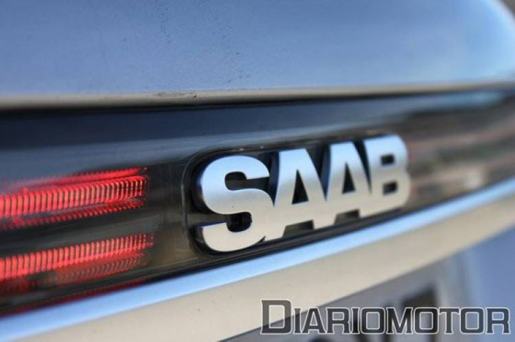 Logotipo Saab