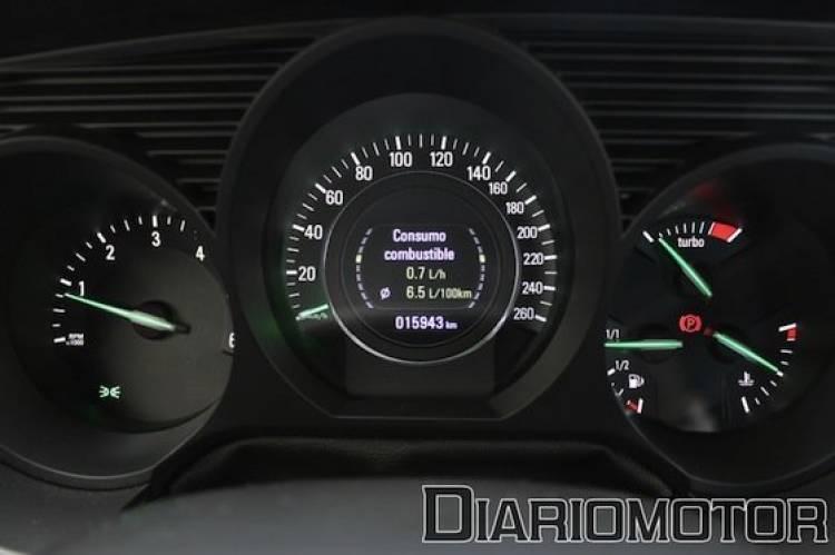 Saab 9-5 Vector 2.0 TiD, a prueba