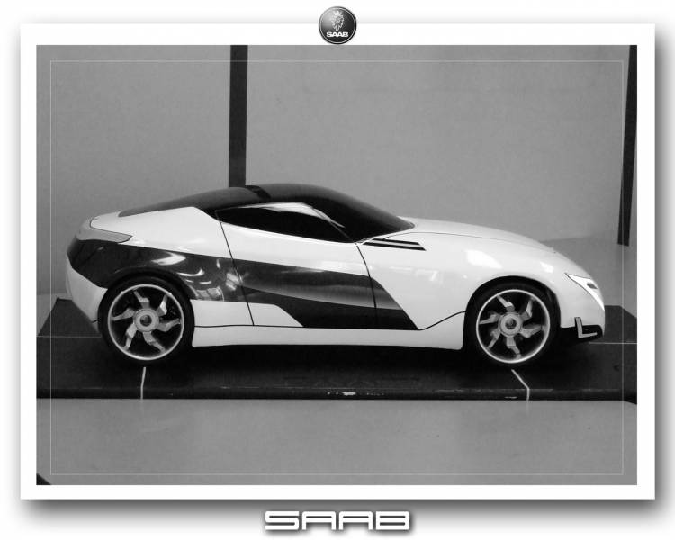 Saab Fashionista Concept