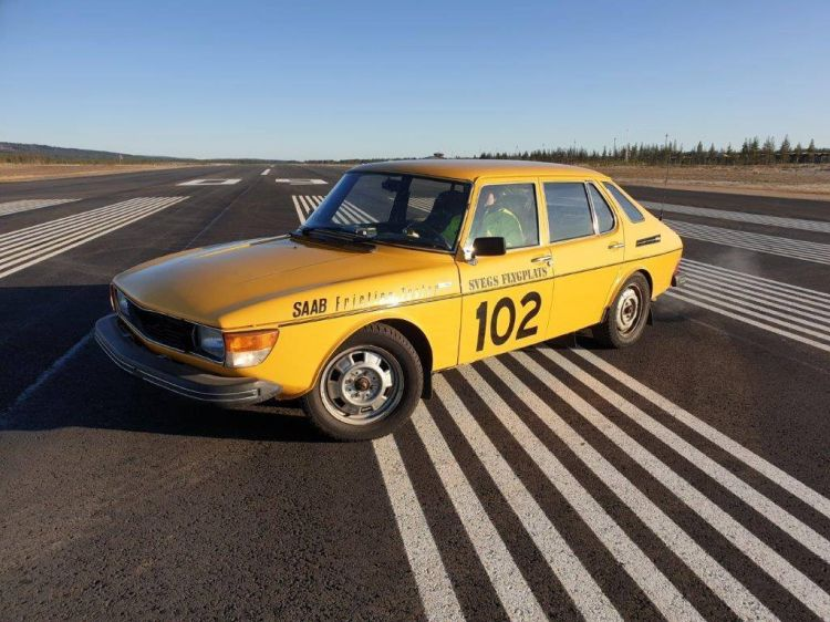 Saab Friction Tester 01