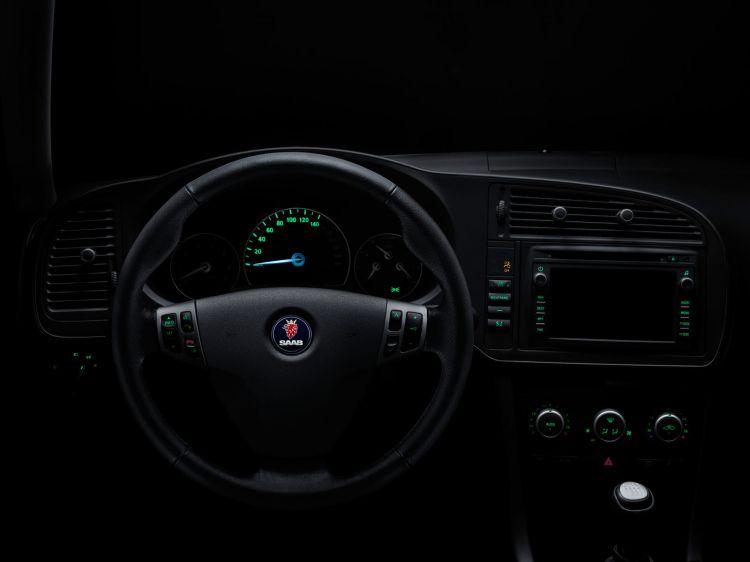 Saab Night Panel