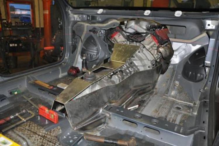 Saab 9-3 SRT10 MegaPower
