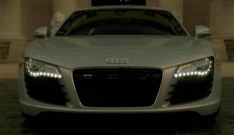 Audi R8 anuncio Superbowl